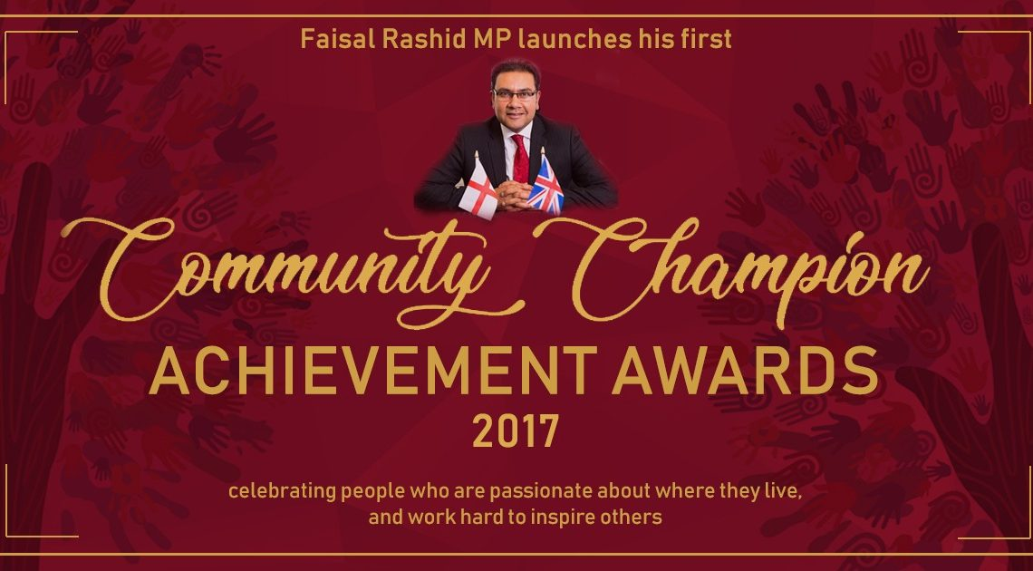 Warrington South Community Champion Awards